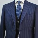 スーツ生地の選び方-賢い方法は柄の種類を知っおくこと