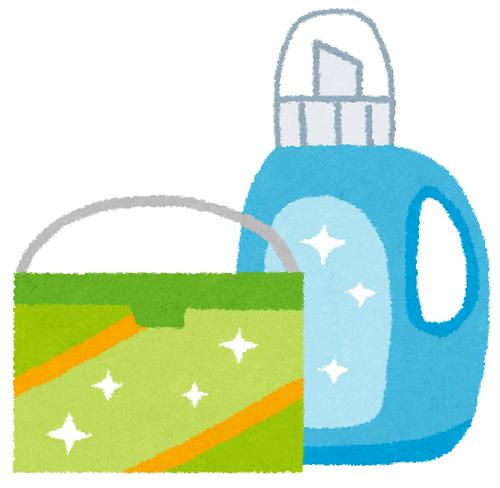 洗濯洗剤の画像