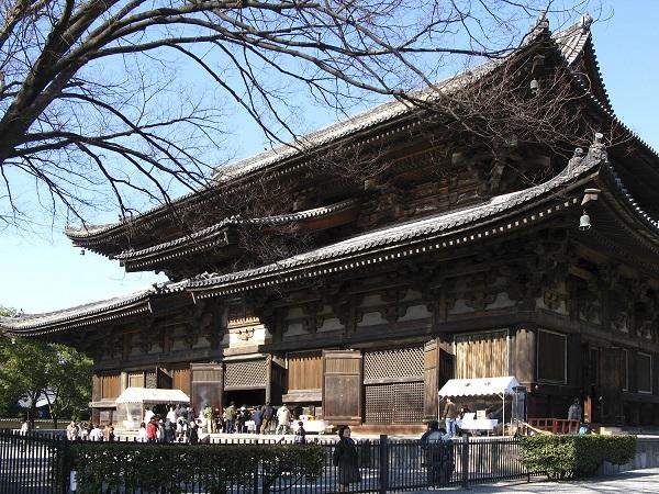 東寺宝物館春の特別公開
