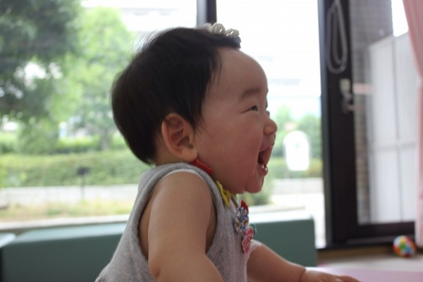 赤ちゃん奇声は病気?