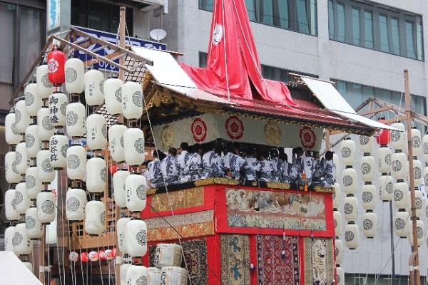 祇園祭の日程