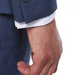 スーツの袖の長さの基準は2つポイントをおさえておけばOK
