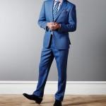 夏のスーツの着こなしメンズ-色や生地、素材の賢い選び方-
