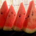 スイカの栄養や効果はどんなのがある?色の違いで何が変わる?