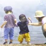 赤ちゃんの海はいつからOK?意外と知らない日焼け対策とは?