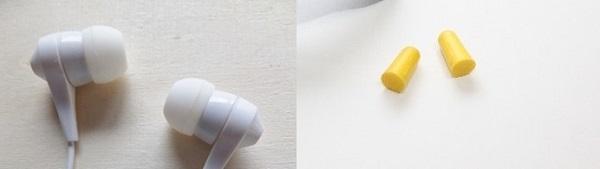 耳栓とイヤホンが耳垢の湿る原因