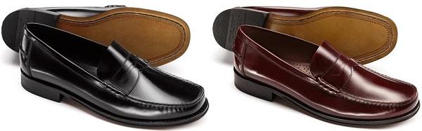 クールビズの靴はローファー