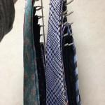 ネクタイの収納方法はハンガーが一番?ポイントはシワとゆがみ?