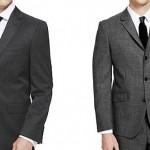 スーツのボタンの留め方2つボタン3つボタンでルールあり?