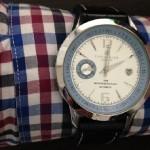 ビジネスマンの腕時計の選び方で重要なのはベルトの素材?