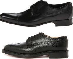 靴のイギリスとイタリアの違いとは?